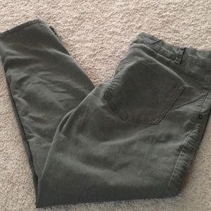 Mossimo Supply Co.; ankle denim leggings size 13